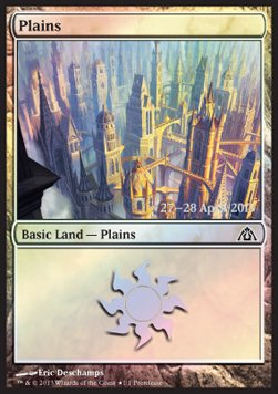 Plains, Prerelease Events