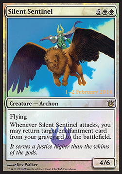 Silent Sentinel, Prerelease Events