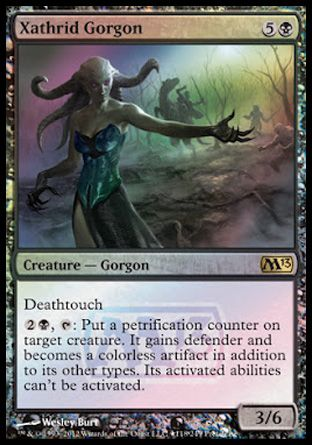 Xathrid Gorgon, Prerelease Events