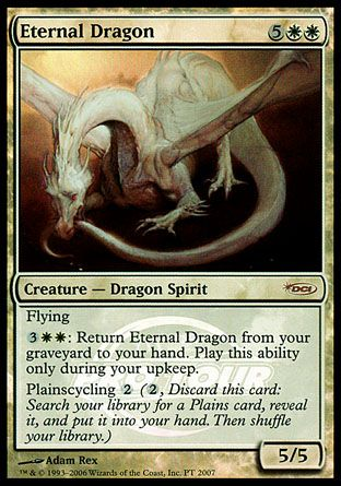 Eternal Dragon, Pro Tour
