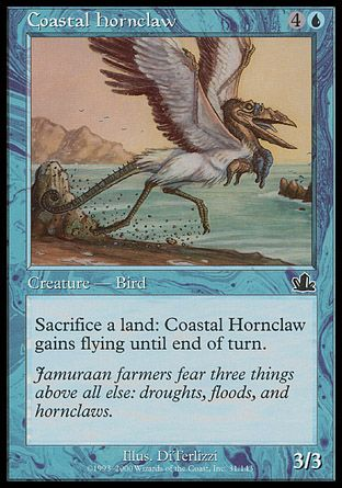 Coastal Hornclaw, Prophecy