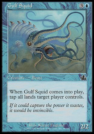 Gulf Squid, Prophecy