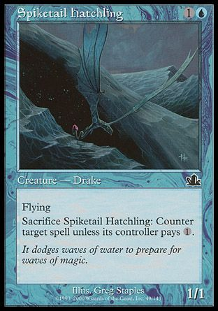 Spiketail Hatchling, Prophecy
