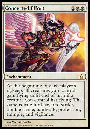 Concerted Effort, Ravnica