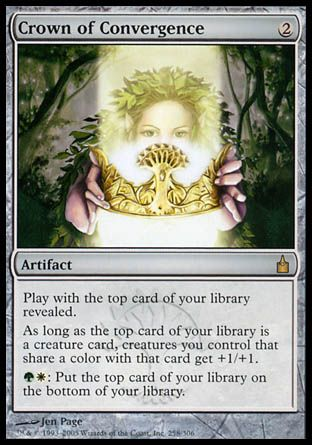 Crown of Convergence, Ravnica