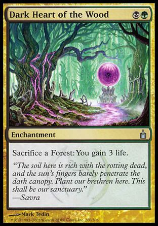 Dark Heart of the Wood, Ravnica
