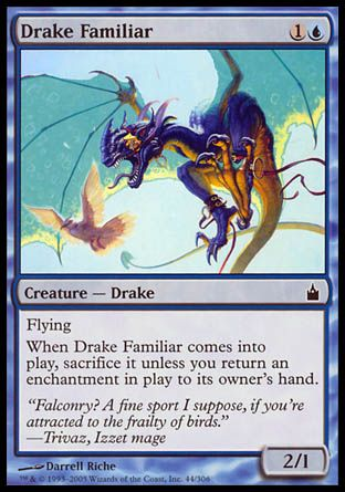 Drake Familiar, Ravnica