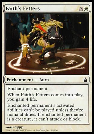 Faith's Fetters, Ravnica