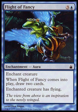Flight of Fancy, Ravnica