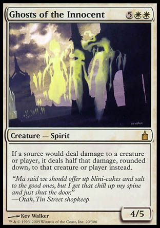 Ghosts of the Innocent, Ravnica