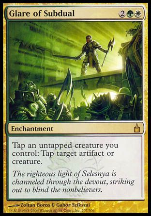 Glare of Subdual, Ravnica