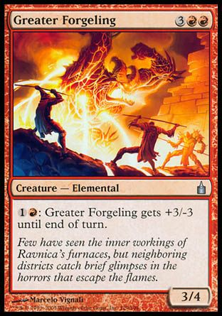 Greater Forgeling, Ravnica
