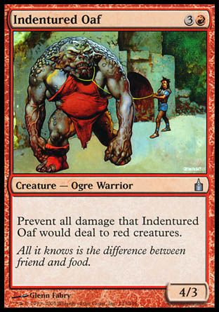 Indentured Oaf, Ravnica