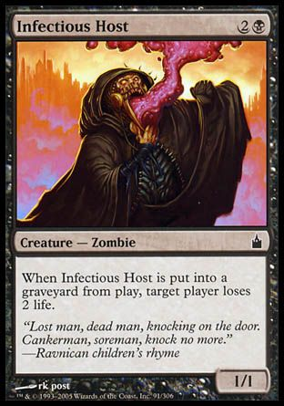 Infectious Host, Ravnica