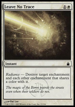 Leave No Trace, Ravnica