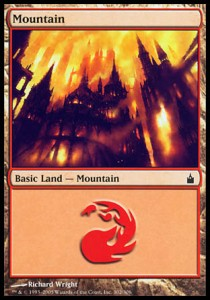Mountain, Ravnica