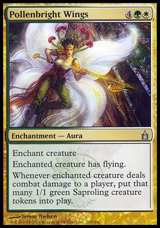 Pollenbright Wings, Ravnica