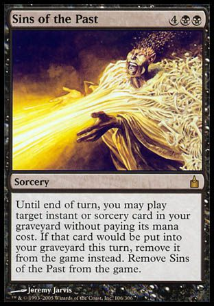 Sins of the Past, Ravnica