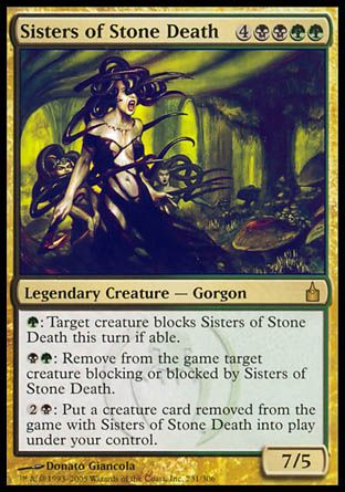 Sisters of Stone Death, Ravnica