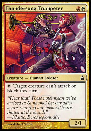 Thundersong Trumpeter, Ravnica