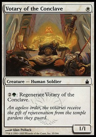 Votary of the Conclave, Ravnica