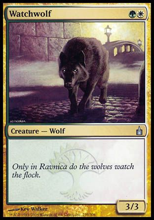 Watchwolf, Ravnica