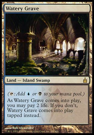 Watery Grave, Ravnica