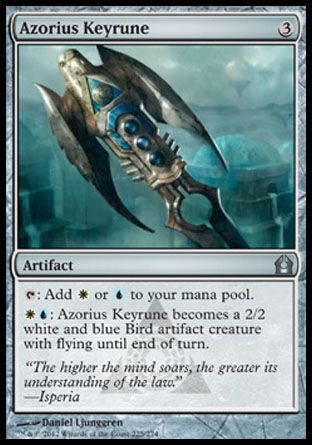 Azorius Keyrune, Return to Ravnica