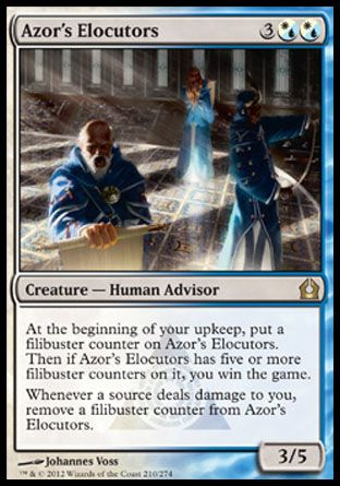 Azor's Elocutors, Return to Ravnica