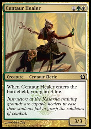 Centaur Healer, Return to Ravnica