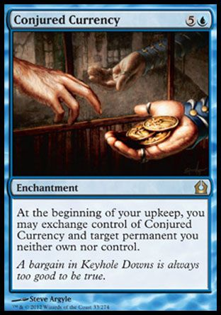 Conjured Currency, Return to Ravnica