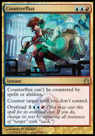 Counterflux, Return to Ravnica
