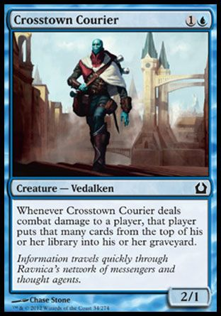 Crosstown Courier, Return to Ravnica