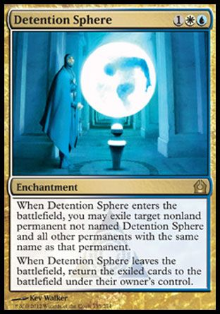 Detention Sphere, Return to Ravnica