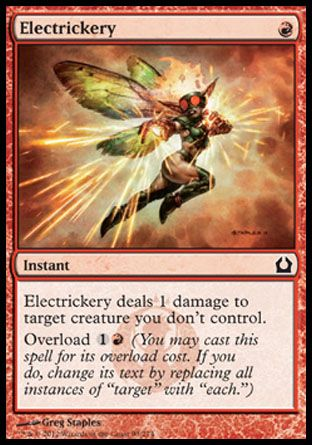 Electrickery, Return to Ravnica