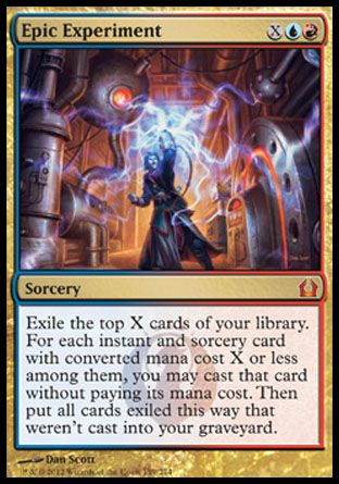 Epic Experiment, Return to Ravnica