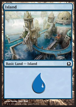 Island, Return to Ravnica
