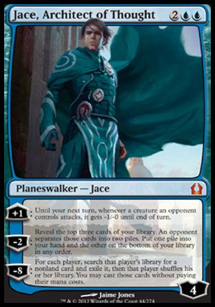 Jace, Architect of Thought, Return to Ravnica