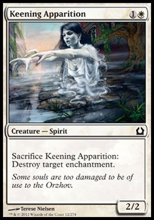 Keening Apparition, Return to Ravnica