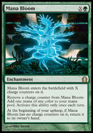 Mana Bloom, Return to Ravnica