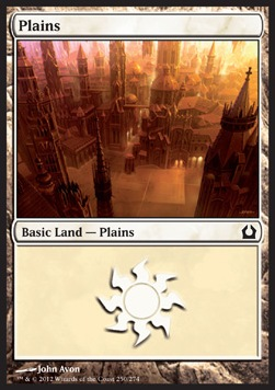 Plains, Return to Ravnica
