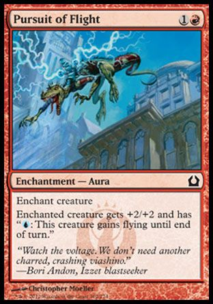 Pursuit of Flight, Return to Ravnica