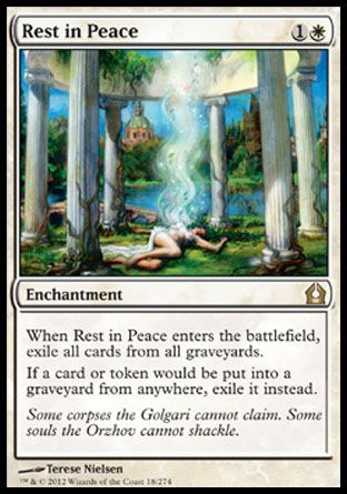Rest in Peace, Return to Ravnica