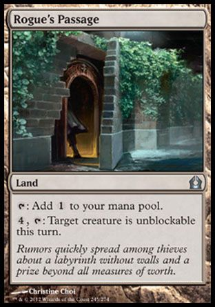 Rogue's Passage, Return to Ravnica