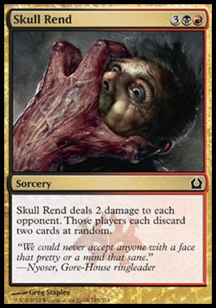 Skull Rend, Return to Ravnica