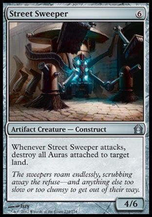 Street Sweeper, Return to Ravnica