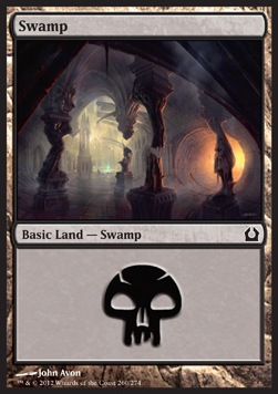 Swamp, Return to Ravnica