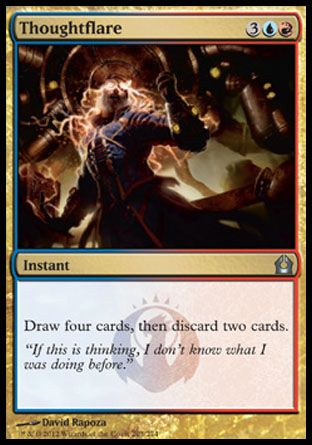 Thoughtflare, Return to Ravnica