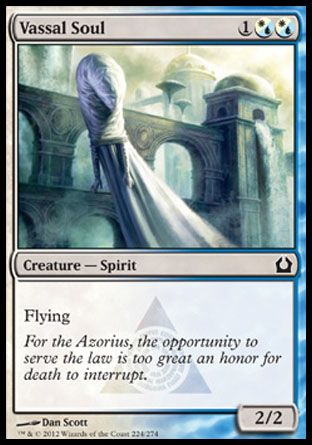 Vassal Soul, Return to Ravnica