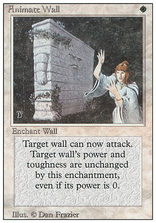 Animate Wall, Revised